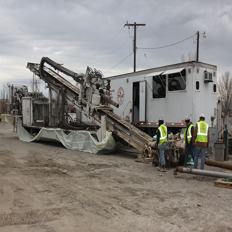 Our Equipment | Southeast Directional Drilling
